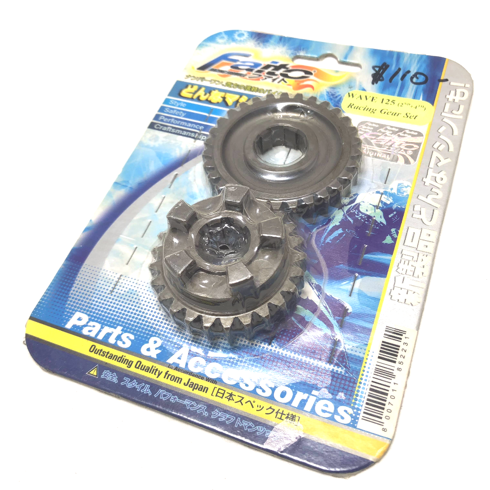 FAITO RACING GEAR SET - WAVE 125 (2ND,4TH).png