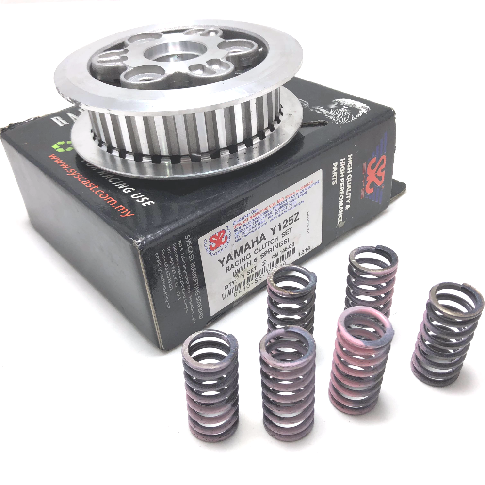 SYSCAST RACING CLUTCH SET (6S) - 125Z.png