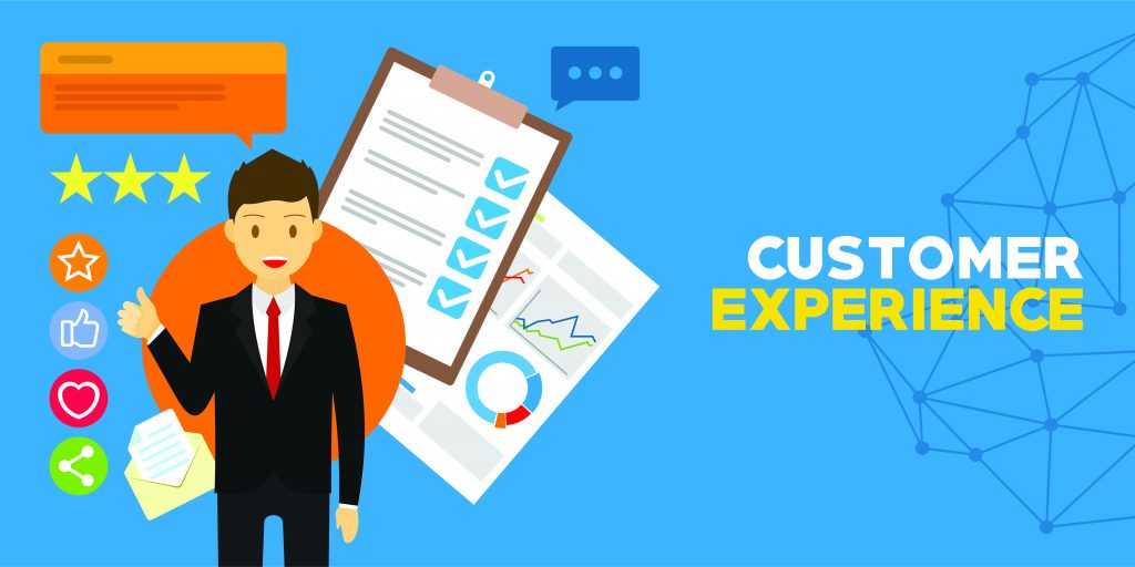 Customer Experience Graphic