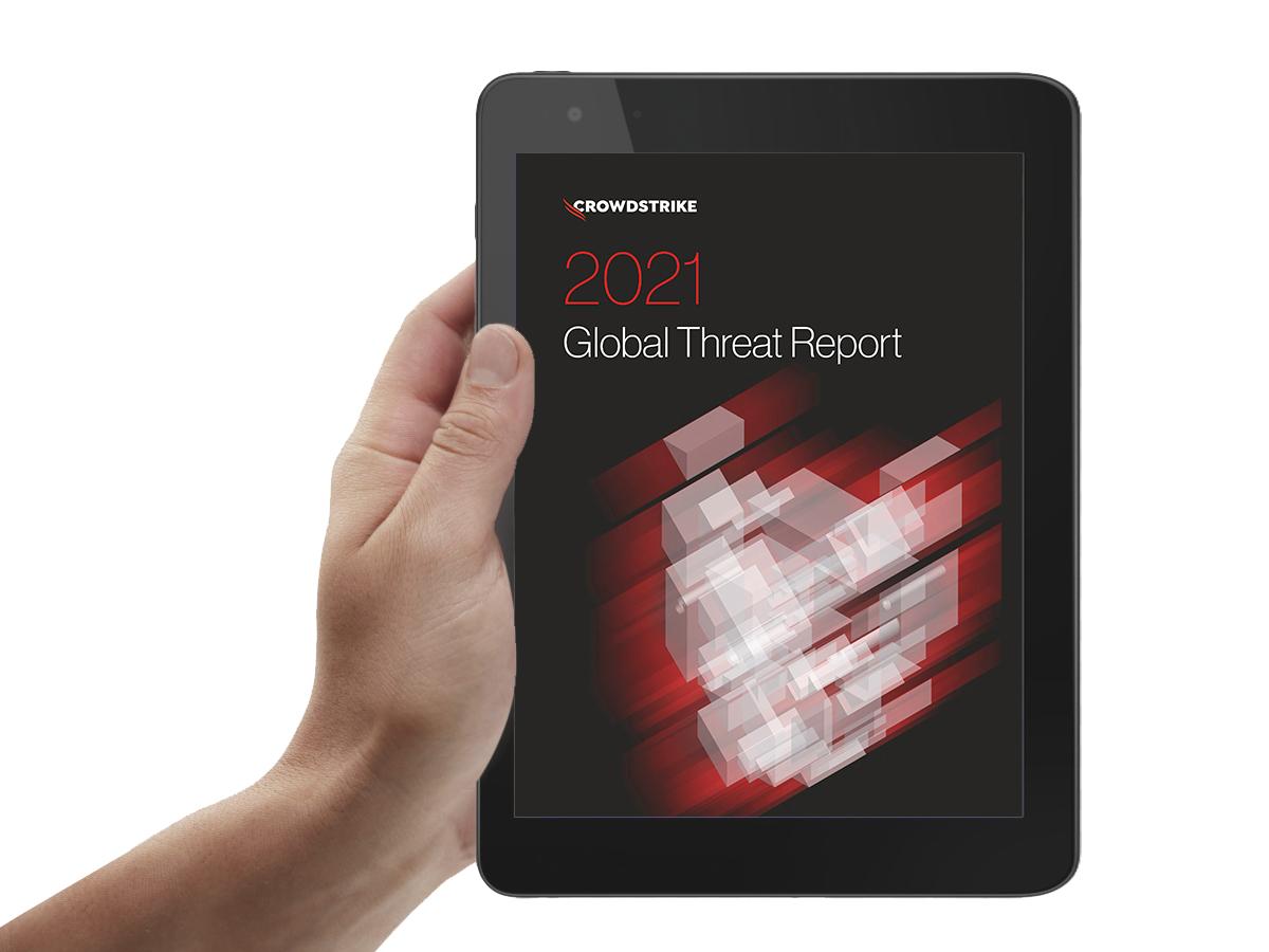 CrowdStrike 2021 Global Threat Report