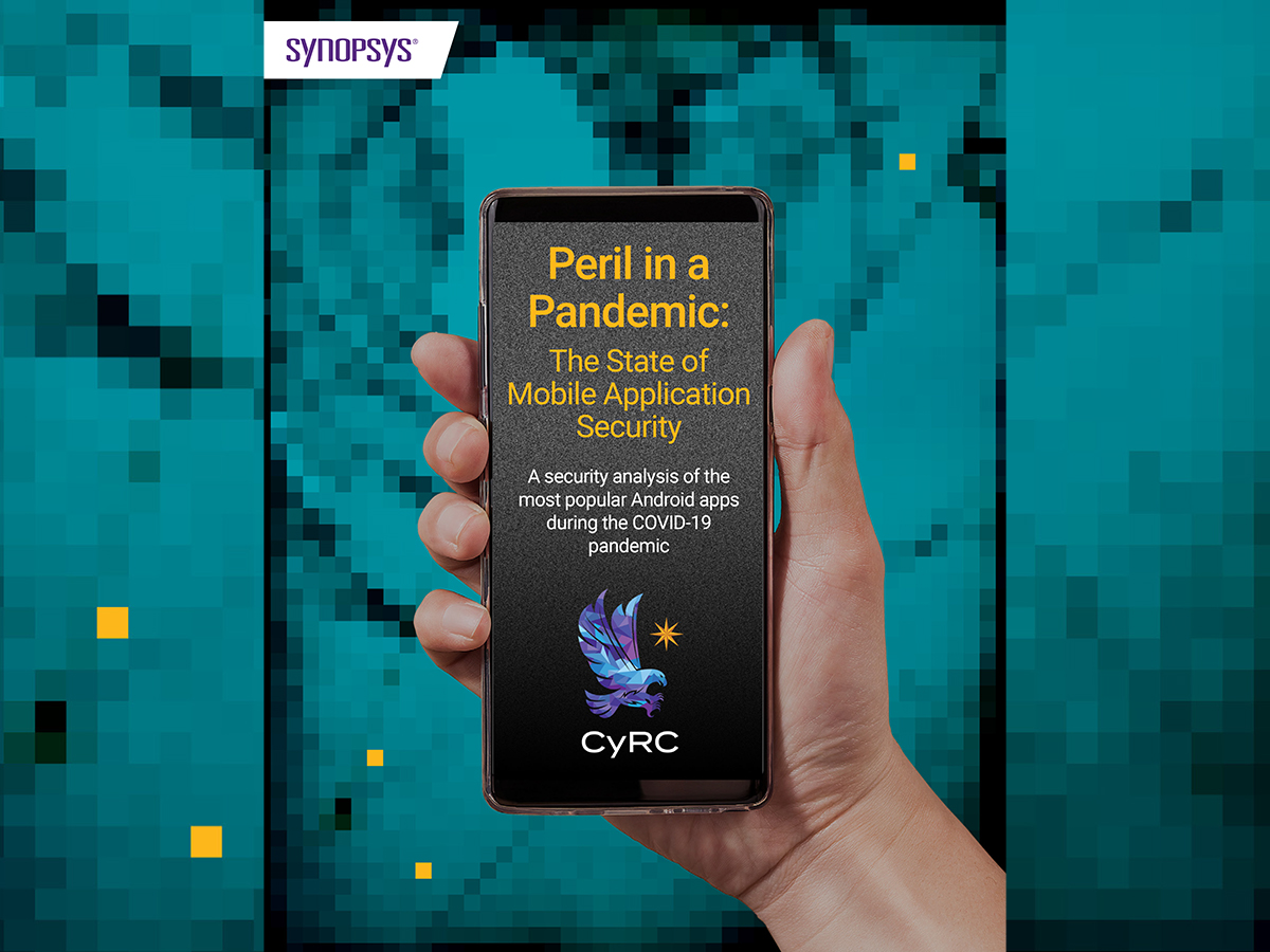 Peril in a pandemic: the state of mobile application security