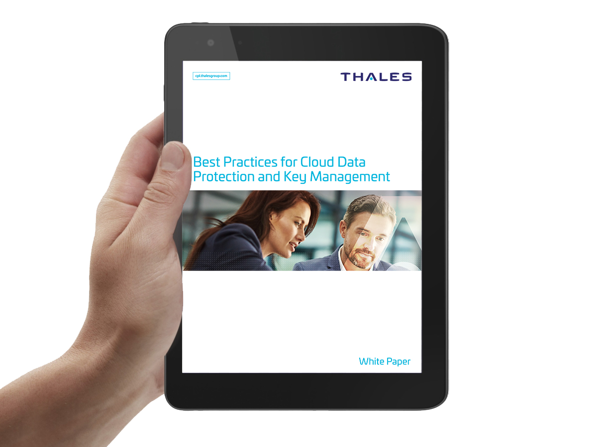 Best practices for cloud data protection and key management