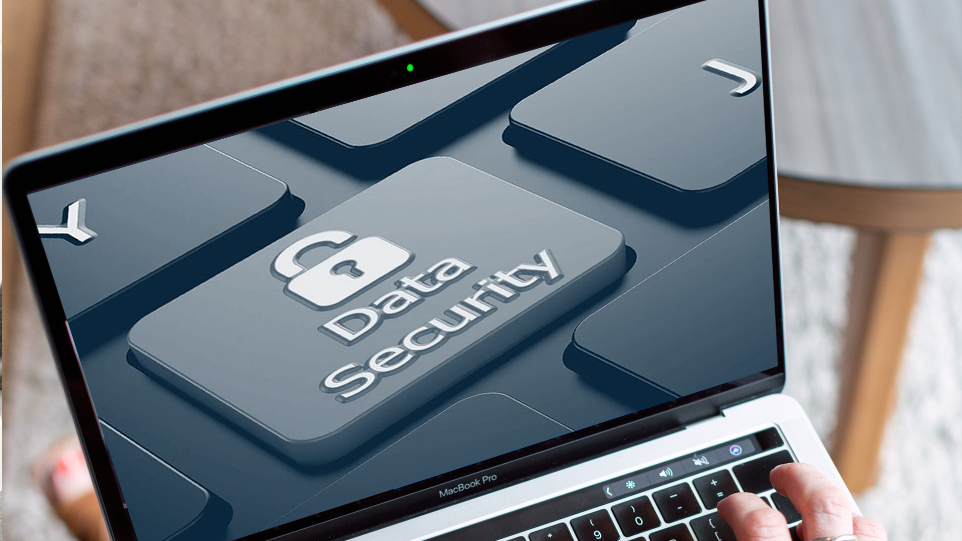 Has data security complexity changed with the move to a distributed workforce?