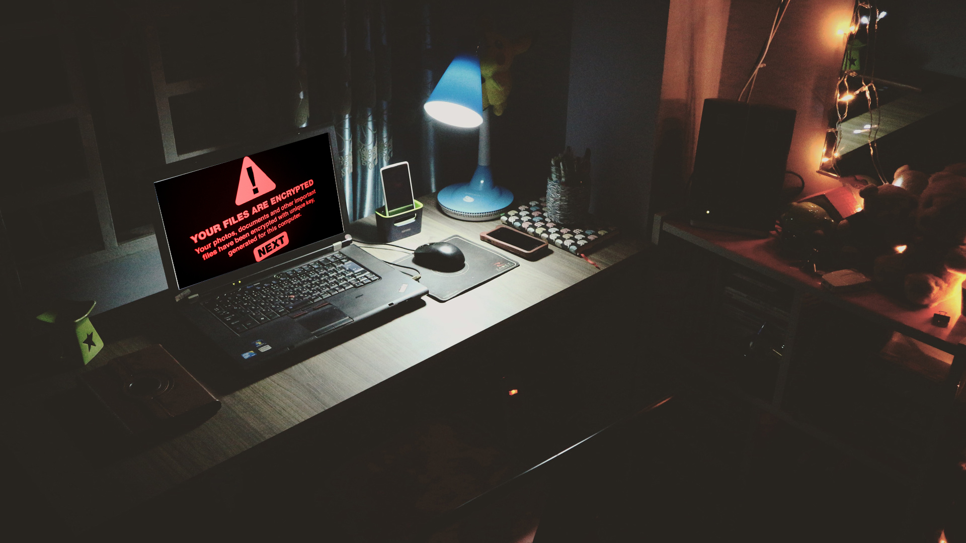 Four weapons for defending against sophisticated ransomware