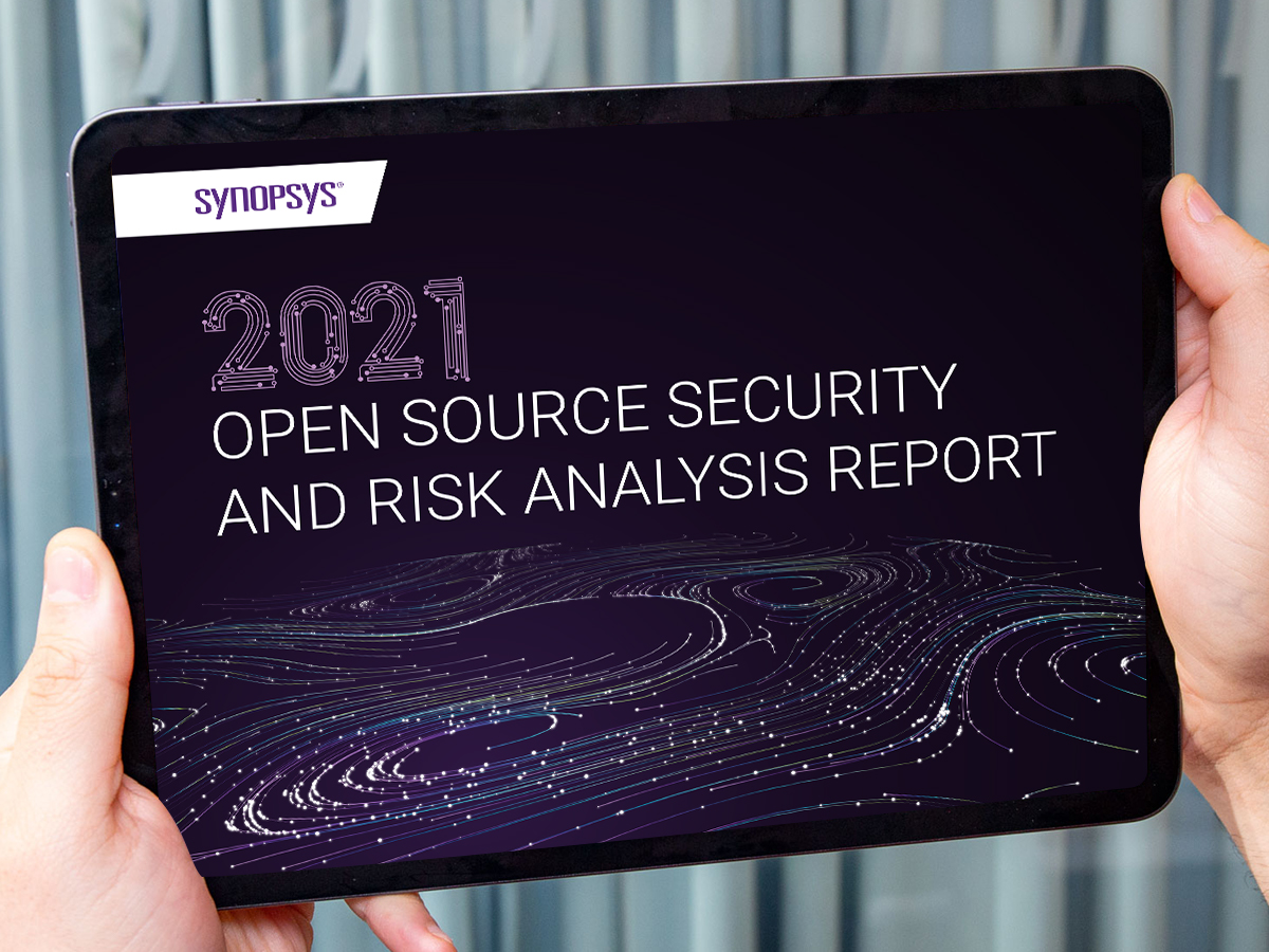 2021 Open Source and Risk Analysis report