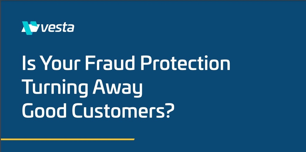 Is your fraud protection turning away customers?