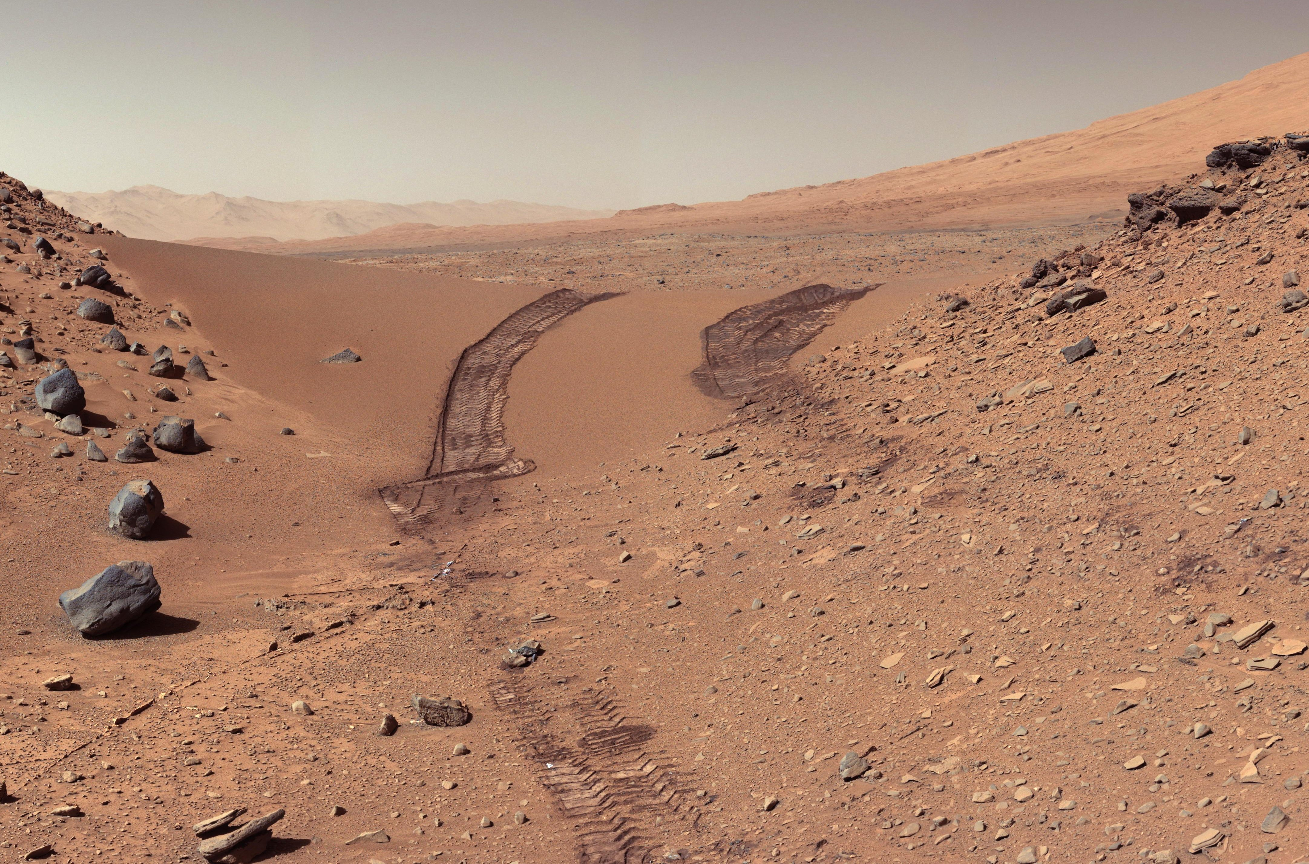 Running Ingenuity over the surface of Mars… on Open Source