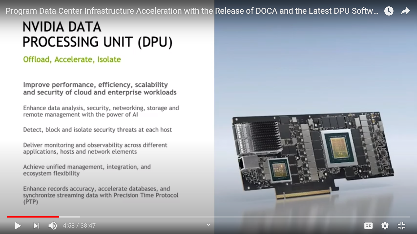 How to program an entire data center infrastructure on a chip