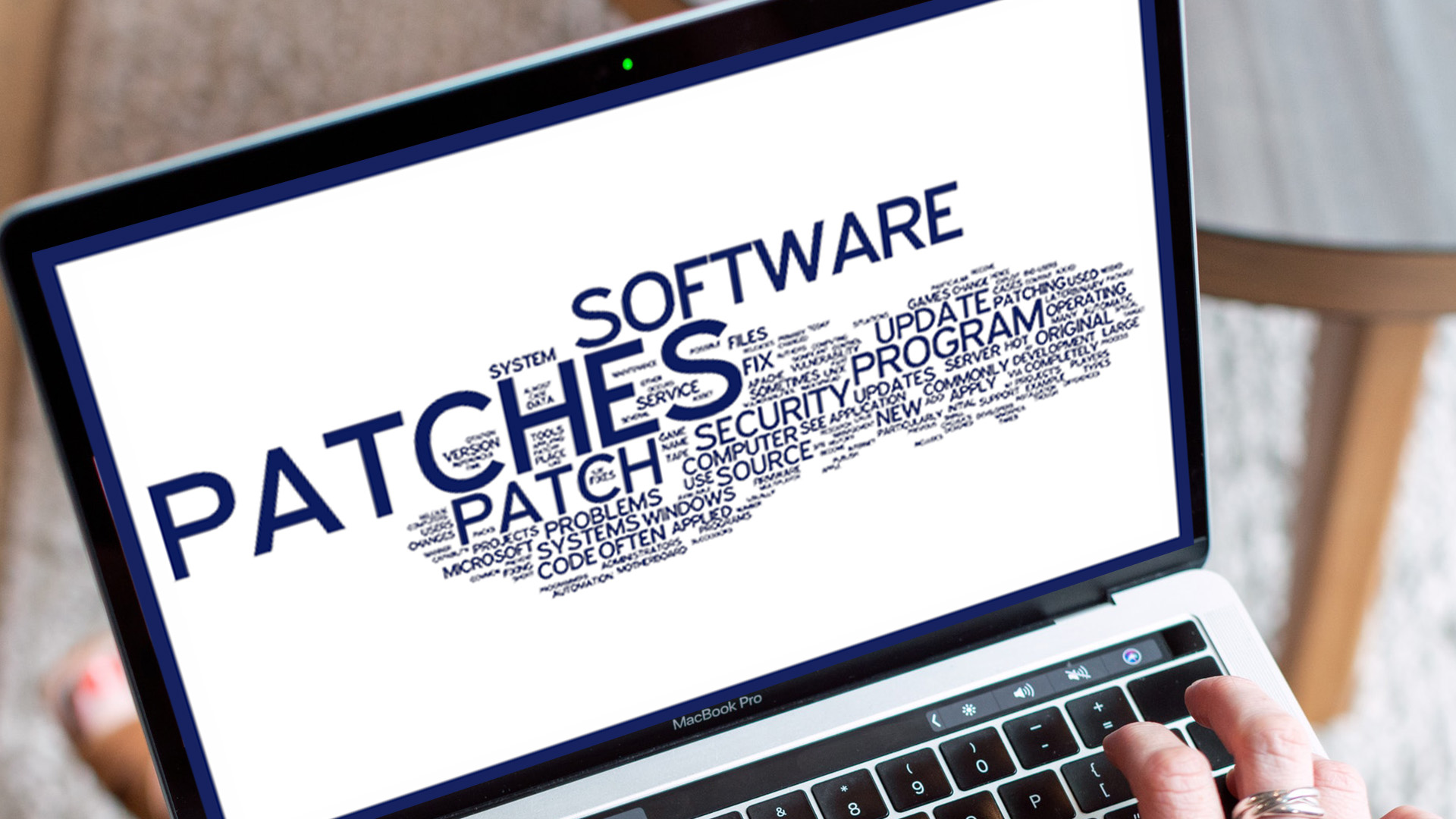 Too many software patches spoil the workers' punctuality