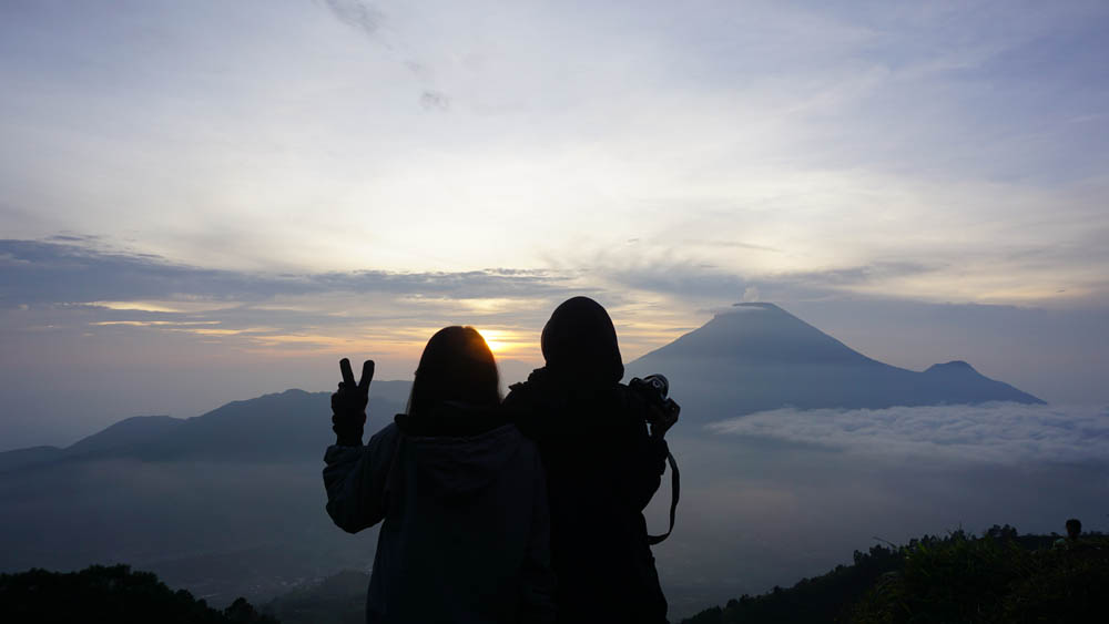 3D2N Open Trip Dieng Plateau Weekend