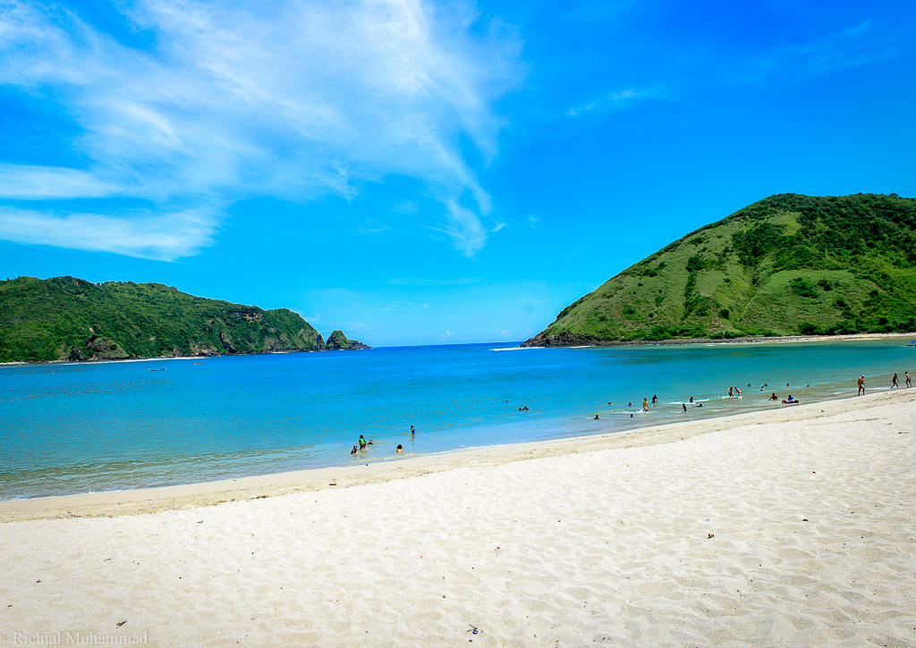 Amazing South Beach Lombok