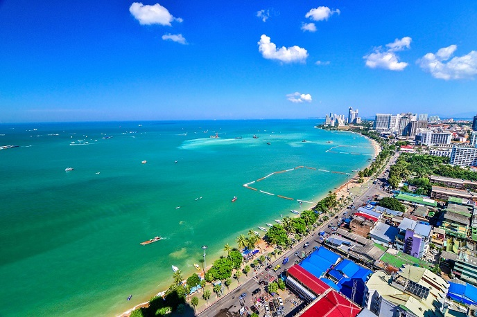 4D3N Open Trip Bangkok Pattaya Special Frost Magical Ice All In