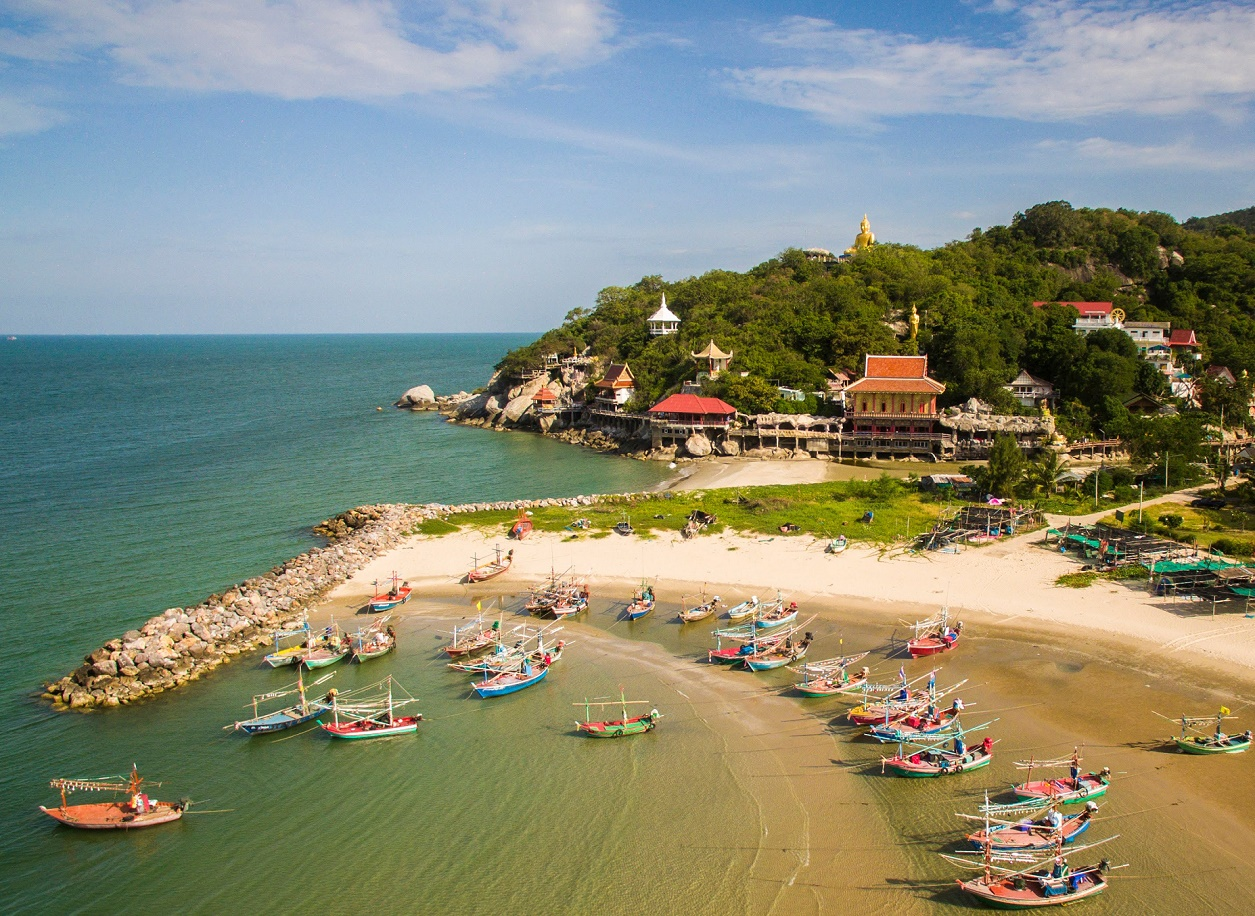 4D3N Open Trip Best Deal To Bangkok And Huahin