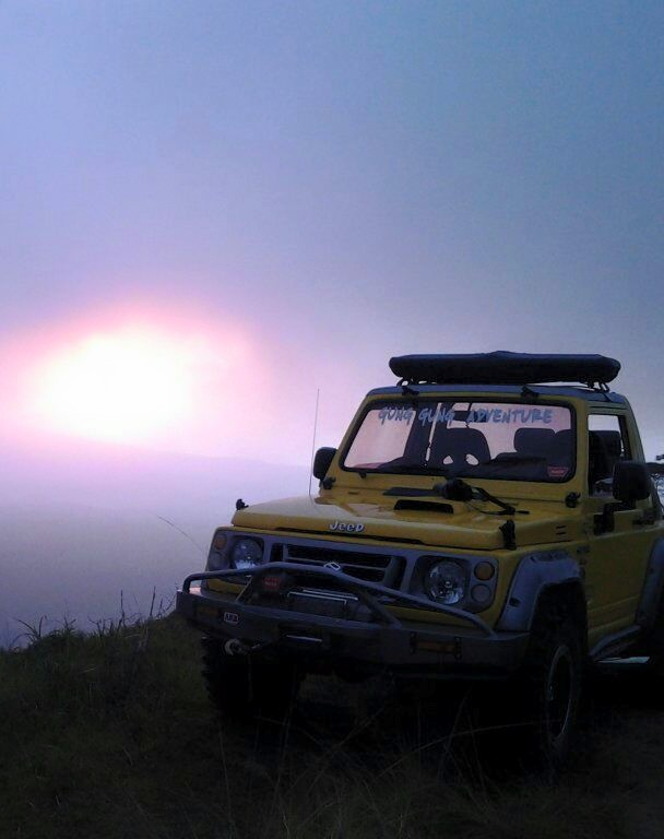 Enjoy Sunrise at Salak Agro Mt. Agung Bali