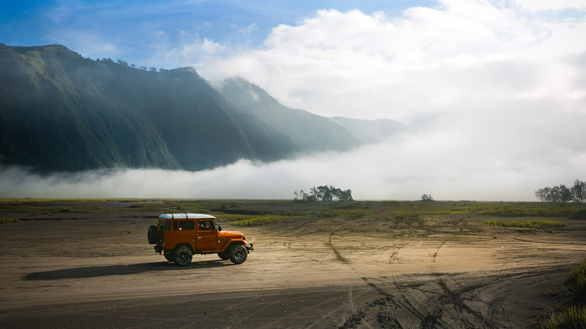 Open Trip Bromo Midnight Everyday