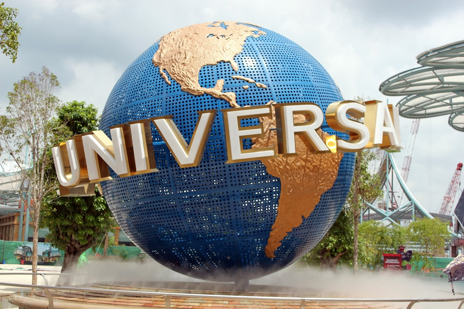 2D1N Tour Universal Studio Singapore And Wings Of Time