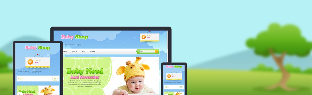 babyclothes template store