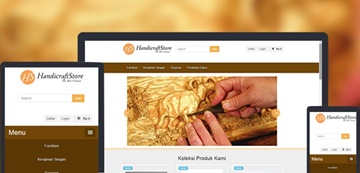 handicraft template store