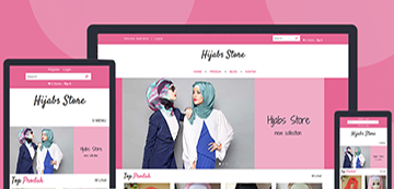 hijabs-store template store