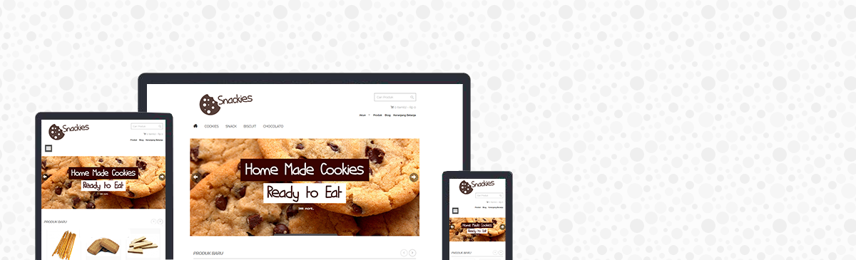 snackies template store