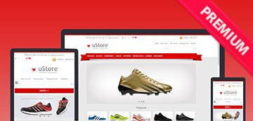 ustore template store