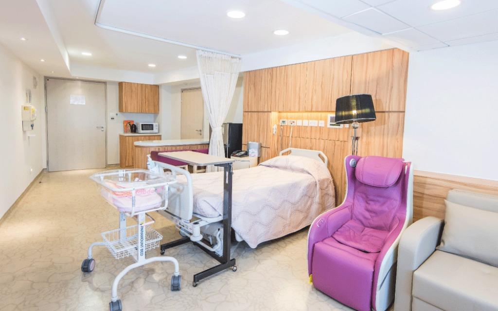 【2021/22】港島區私家醫院生仔收費+設施一覽