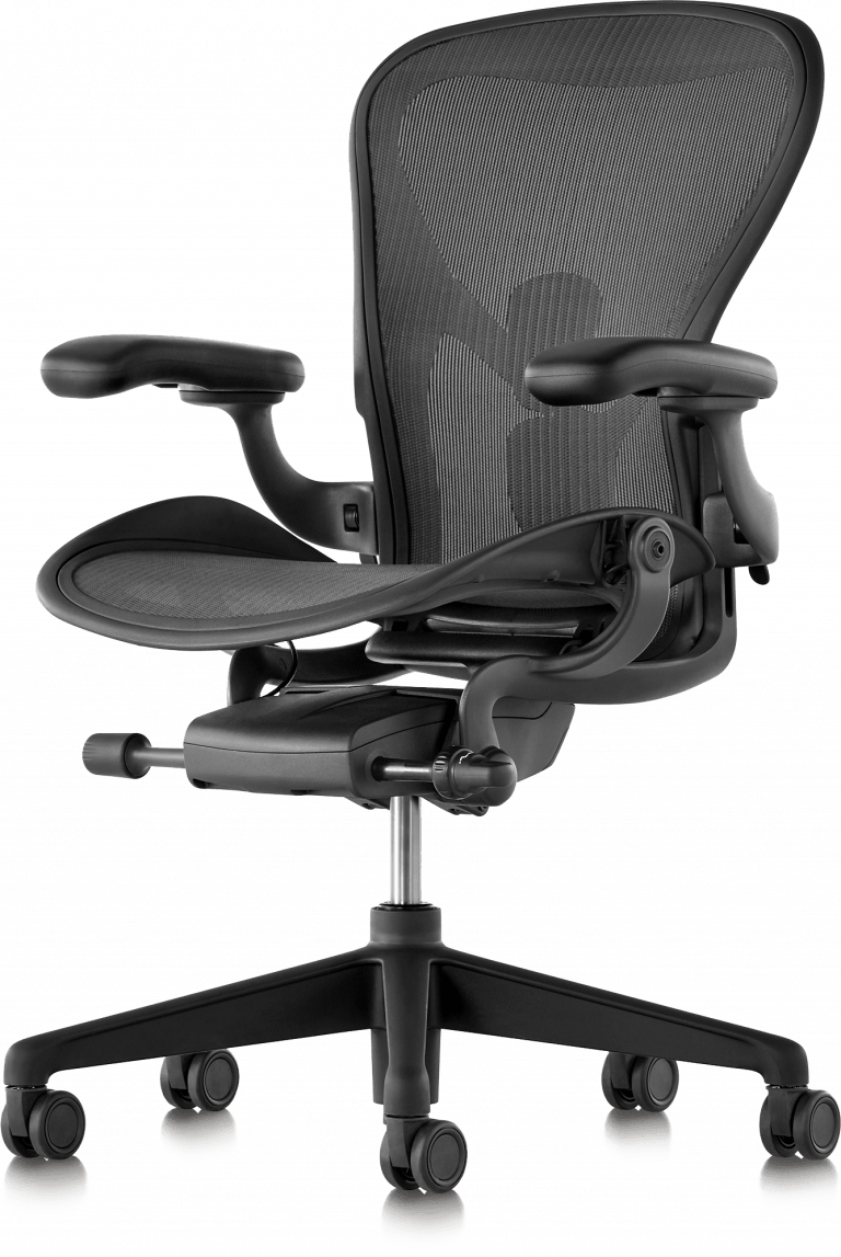 desk chair embody miller cool cheap furniture inspirations office most aeron herman reception