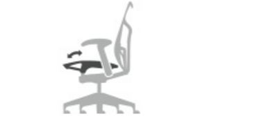 FlexFront Adjustable Seat Depth