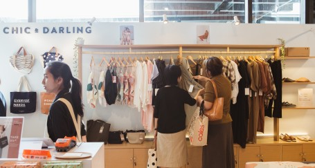 A Look Back on Chic & Darling at Brightspot Market 2019