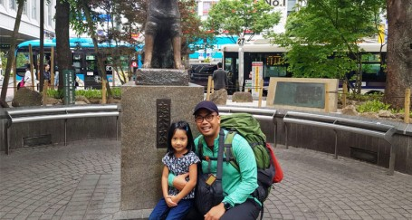 Daddy & Daughter Backpacking Trip