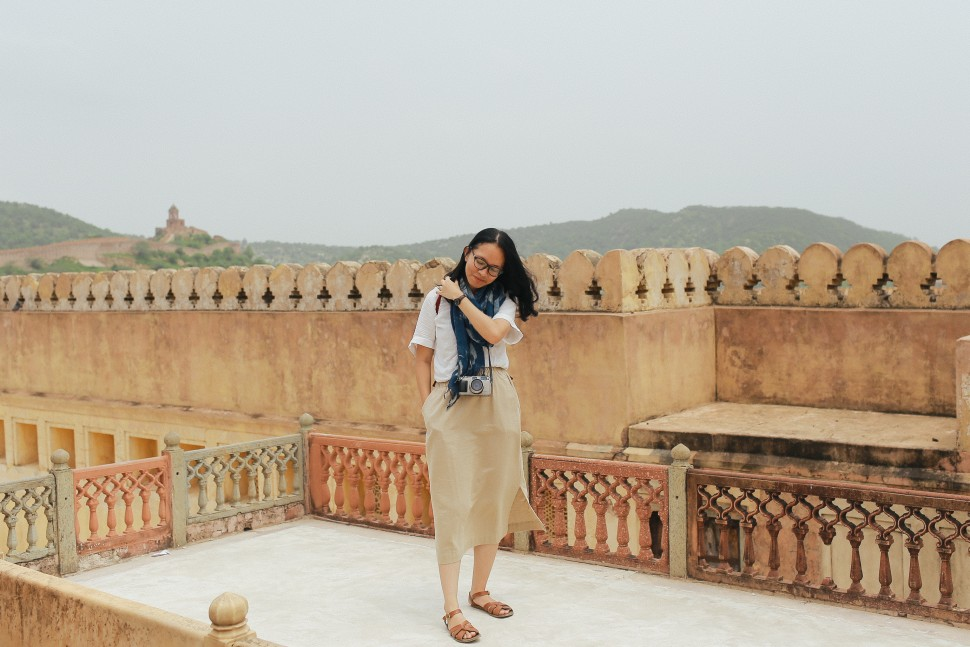 Exotic India with Fransisca Angela: About Travelling, Humanity and Being Mindful