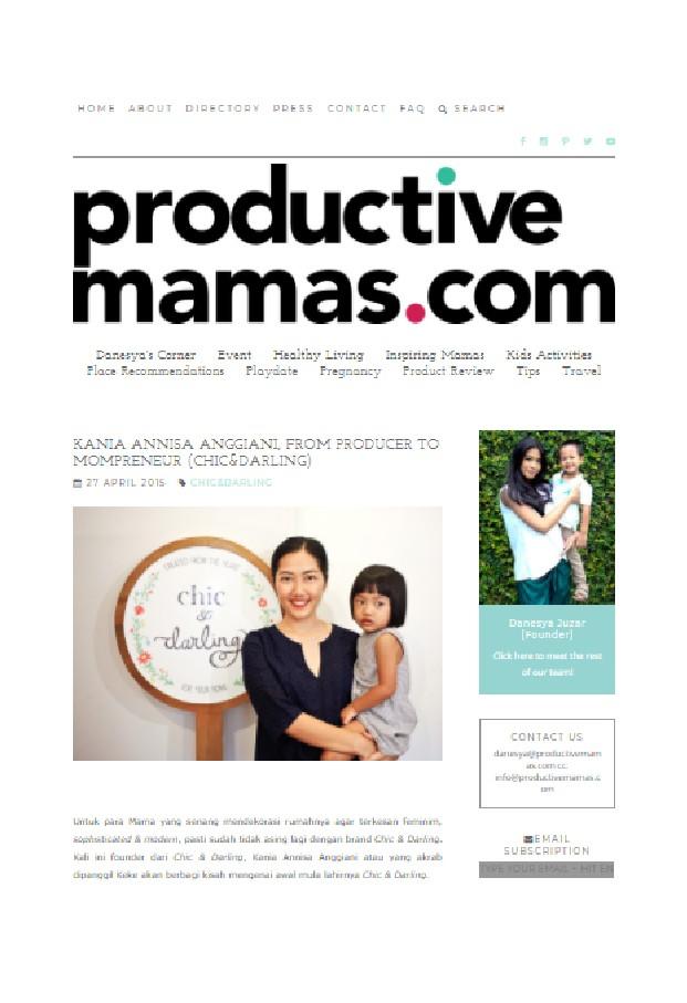 Productive Mamas