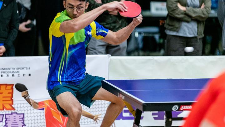 建造業乒乓球比賽暨嘉年華2019-賽事重溫-103