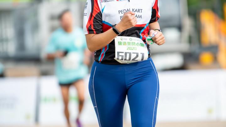 建造業開心跑暨嘉年華2020 - 10公里賽及3公里開心跑-208