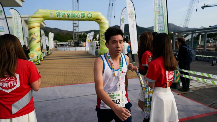 建造業開心跑暨嘉年華2020 - 10公里賽及3公里開心跑-078
