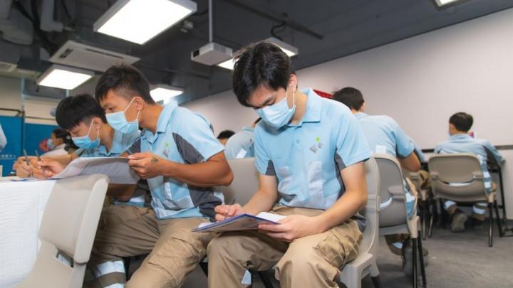 建造業捐血日2020 - 香港建造學院上水院校-011