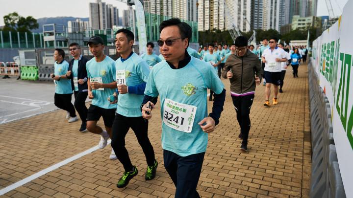 建造業開心跑暨嘉年華2020 - 10公里賽及3公里開心跑-056