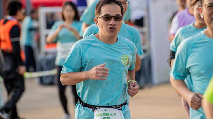 建造業開心跑暨嘉年華2020 - 10公里賽及3公里開心跑-139