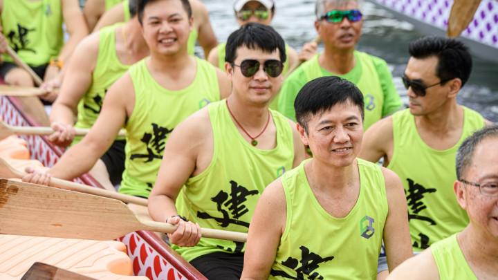建造業議會魯班盃龍舟競賽2019點睛儀式-007