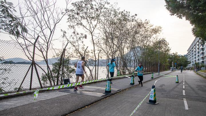 建造業開心跑暨嘉年華2020 - 10公里賽及3公里開心跑-313