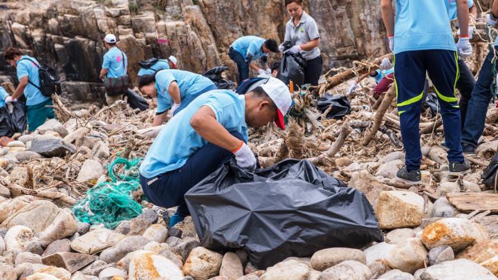 香港建築扎鐵商會20周年義工服務日-011