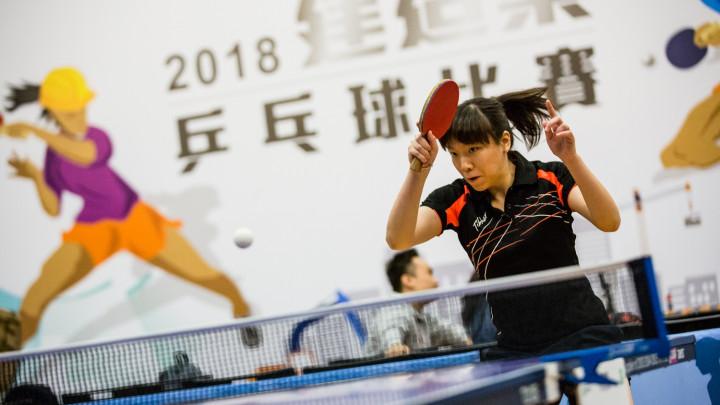 2018建造業乒乓球比賽 - 賽事重溫