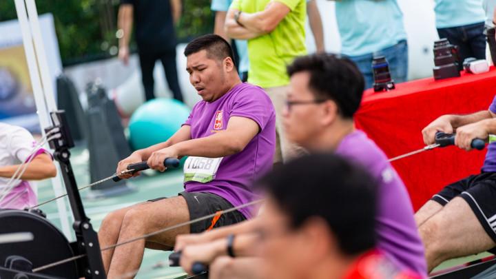 2018建造業運動會暨慈善同樂日 - 划艇機比賽-007