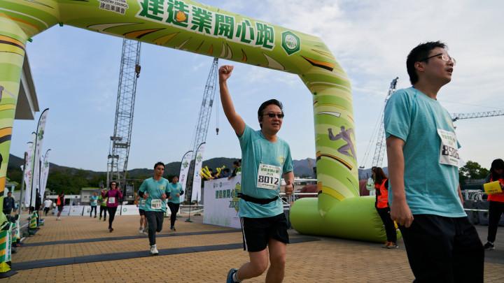 建造業開心跑暨嘉年華2020 - 10公里賽及3公里開心跑-090