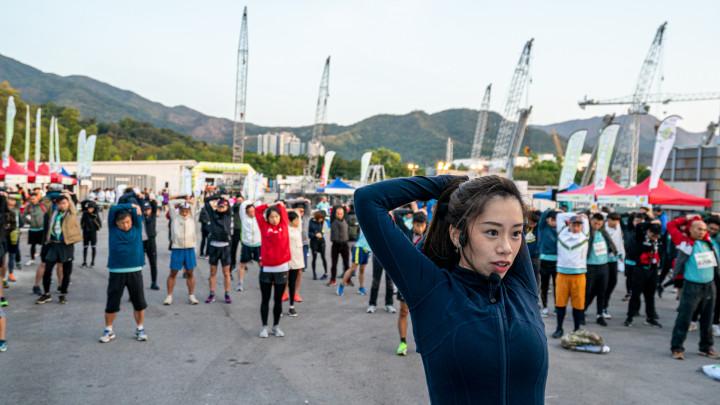 建造業開心跑暨嘉年華2020 - 舞台表演