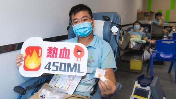 建造業捐血日2020 - 香港建造學院上水院校-044
