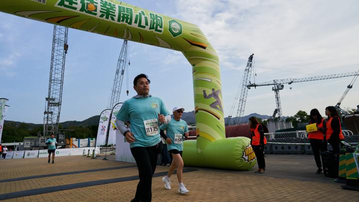 建造業開心跑暨嘉年華2020 - 10公里賽及3公里開心跑-101