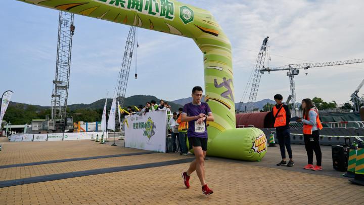 建造業開心跑暨嘉年華2020 - 10公里賽及3公里開心跑-125