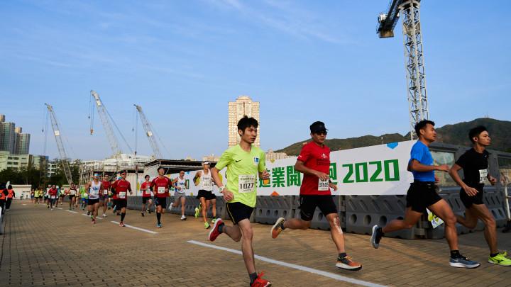 建造業開心跑暨嘉年華2020 - 10公里賽及3公里開心跑-036