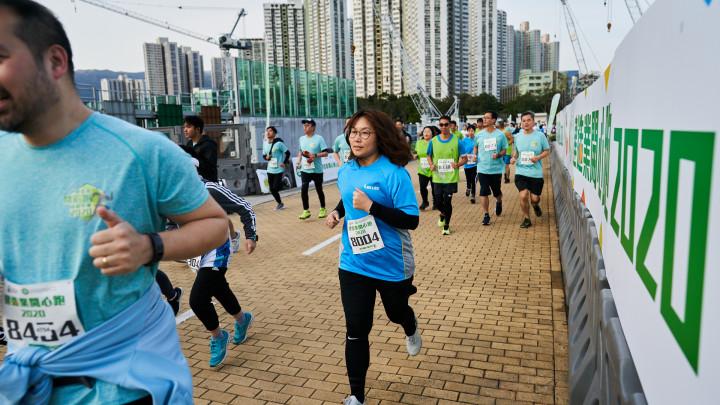 建造業開心跑暨嘉年華2020 - 10公里賽及3公里開心跑-051